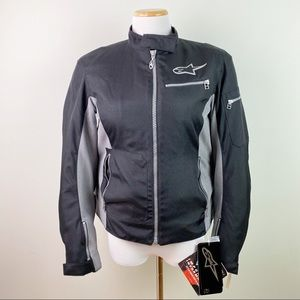 NEW Alpinestars Stella V-Rebel Air-Flo Jacket Sz L